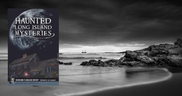 Cold Spring Harbor Library Presents: Haunted Long Island Mysteries