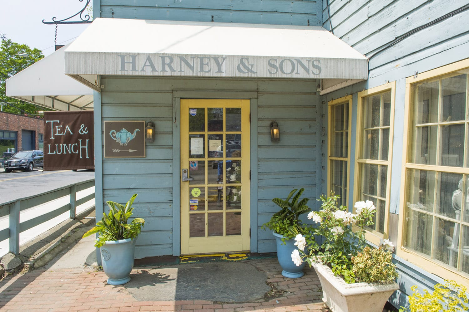 Harney And Son Tea Room