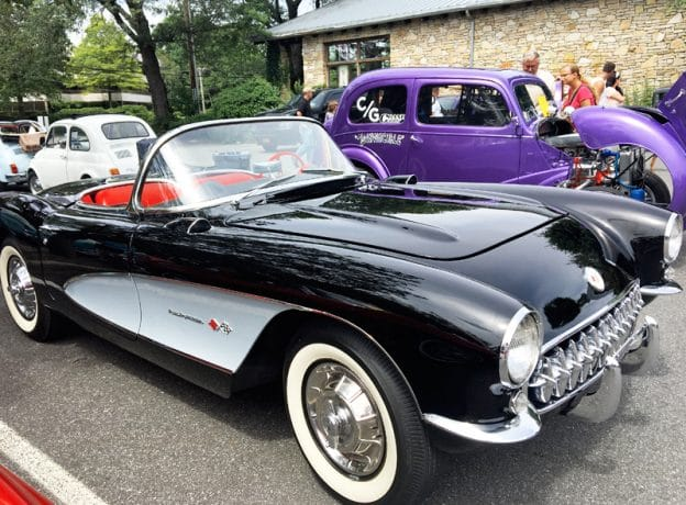 Photo Gallery: Exotic Automobiles at the St Roch's Car Show