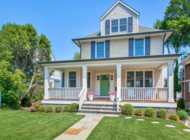 Real Estate: Light-Filled Colonial Easy Walking Distance To Greenwich Avenue