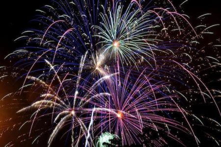 Town of Greenwich Fireworks Display - Binney Park and Greenwich Point - Rain Date July 8