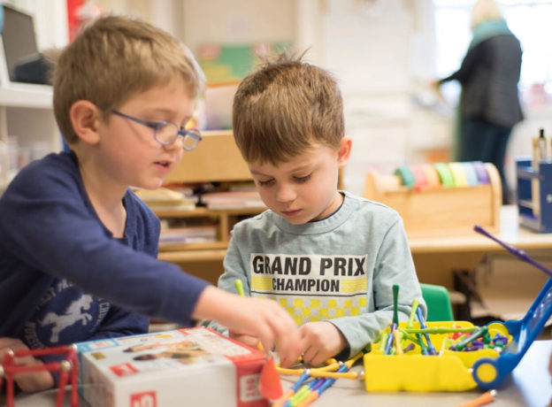 Register for the Fall Open House at First Presbyterian Church Nursery School