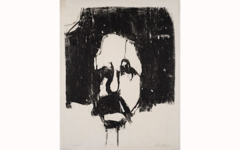 Exhibition 'Expressionism in Print: The Early Works of Richard Haas, 1957 - 1964' - Bruce Museum - Through October 21