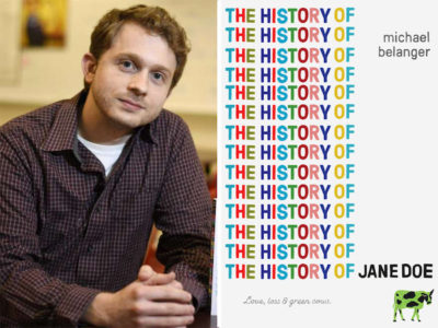YA Author Talk: 'The History of Jane Doe' by Michael Belanger - Greenwich Library