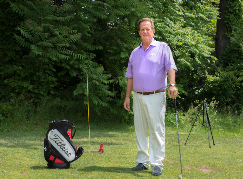 """The King of """"The Griff"""" - An Interview with PGA Golf Professional Joe Felder"""
