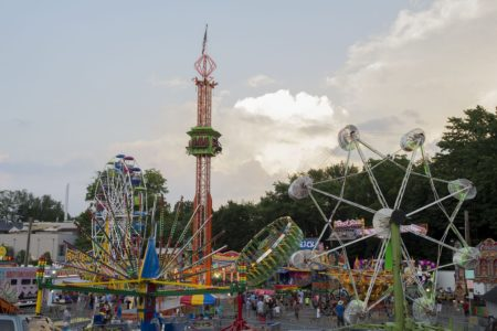 2018 - St. Catherine of Siena Church - Carnival of Fun - July 10 - 14