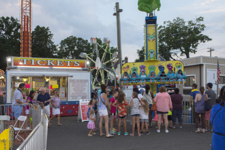Carnival of Fun - St. Catherine of Siena Church, July 10 - 14