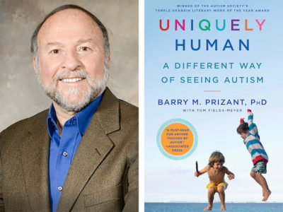 Author Talk: 'Uniquely Human' by Dr. Barry Print at Greenwich Library