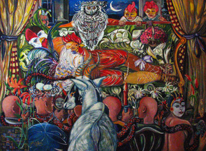 Art Opening Reception - 'Above and Below' by Jacqueline Matite - Byram Shubert Library