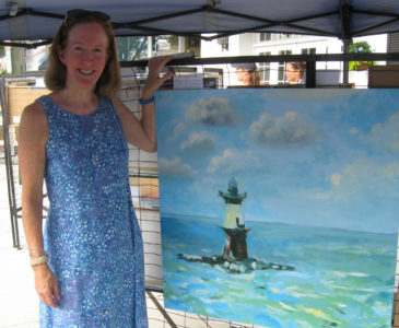 68th Annual Sidewalk Art Show & Sale - Presented by the Art Society of Old Greenwich