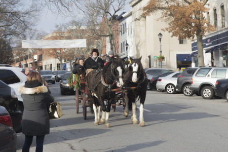 10th Annual Greenwich Holiday Stroll Weekend - December 1 and 2