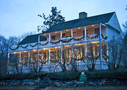Candlelight Holiday Open House - Greenwich Historical Society