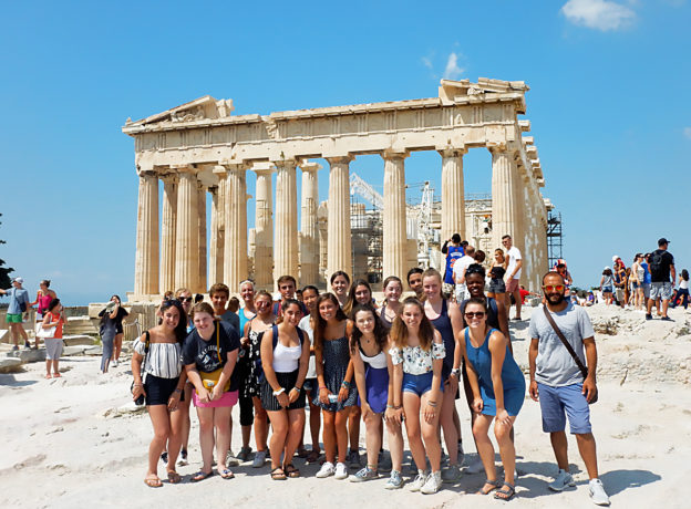 American Farm School in Thessaloniki | Greek Summer Program