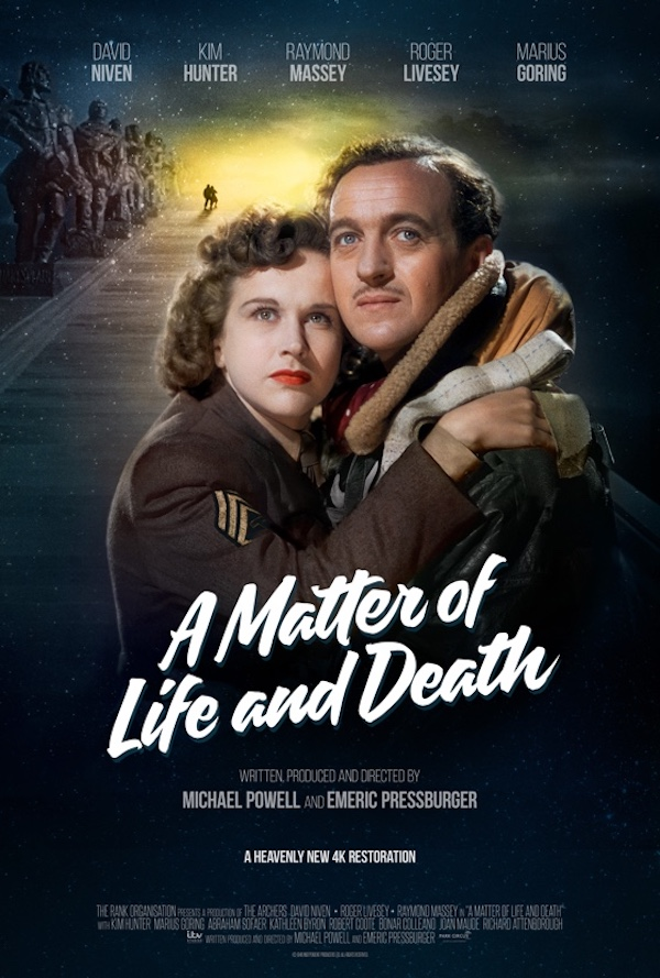 Friends Friday Film - 'A Matter of Life and Death' - Greenwich Library |  Living Greenwich
