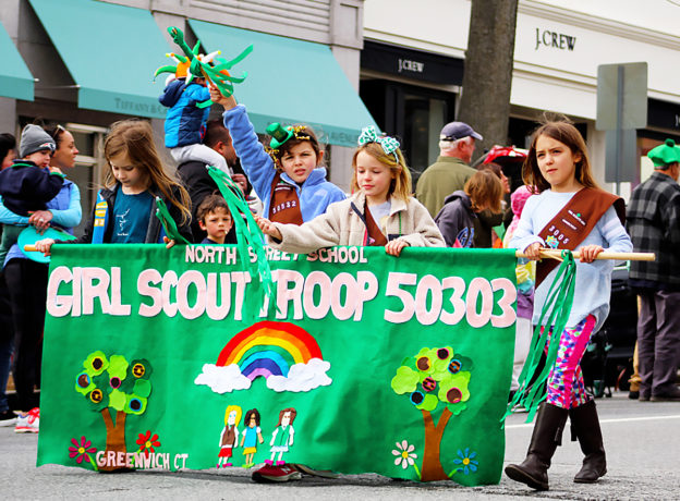 Photo Gallery: 45th Annual St. Patrick's Day Parade in Greenwich