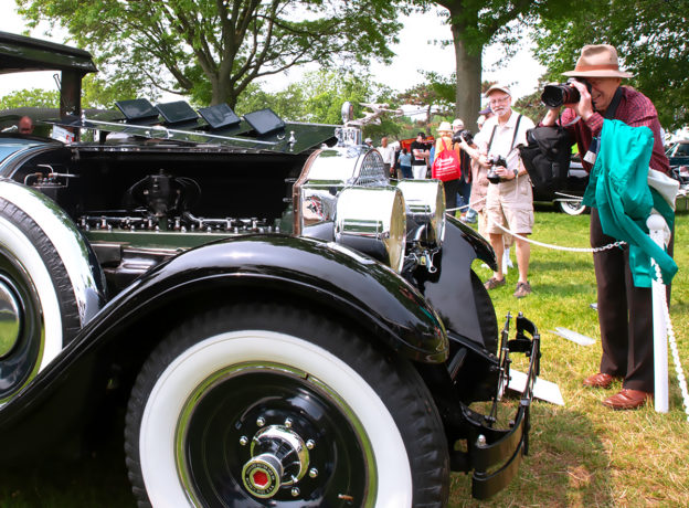 Photo Gallery: 24th Annual Greenwich Concours d'Elegance