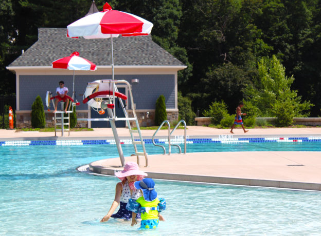 Photo Gallery: A summer outing to the Greenwich Pool in Byram Park