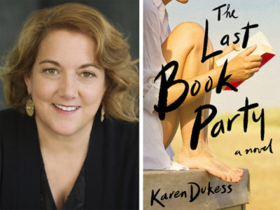 AuthorsLive - 'Last Book Party' - Greenwich Library