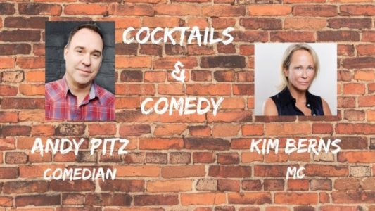 Cocktails and Comedy Fundraiser to Benefit The Undies Project