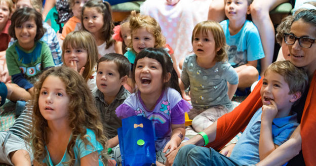 STORYTIME - Greenwich Historical Society