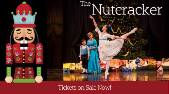 Nutcracker Performance by Greenwich Ballet Academy - November 16 and 17