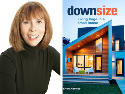 AuthorsLive - 'Downsize: Living Large in a Small House' by Sheri Koones - Greenwich Library