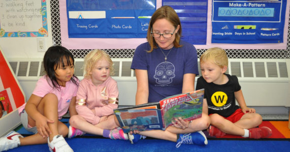 YWCA Greenwich Open House for Preschool/After-School and Summer Camp Programs