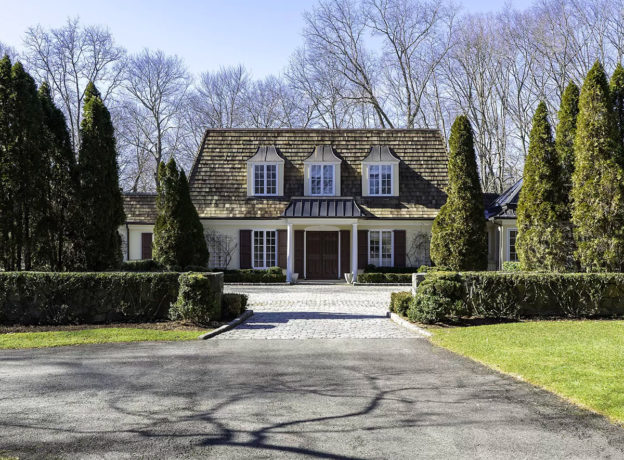 Greenwich Real Estate: Unique Mid Country, European-Style Home