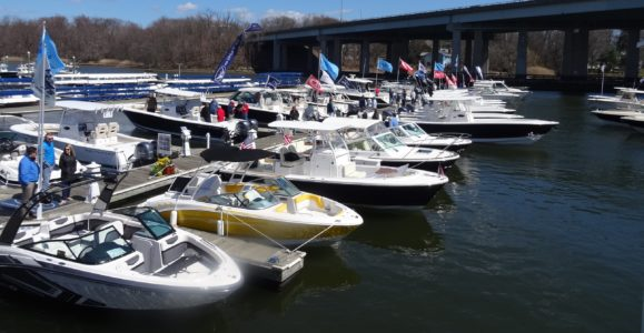 Experience Life on the Water - 12th Annual Greenwich Boat Show