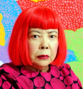 Celebrating Women Artists Film Series - Kusama Infinity - Bruce Museum