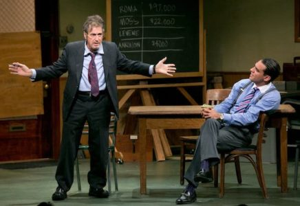 Playwrights with Mark Schenker - 'Glengarry Glen Ross' by David Mamet - Greenwich Library