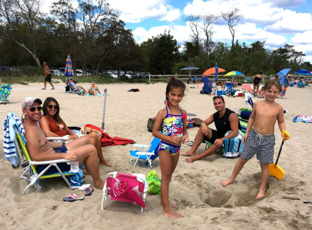 Photo Gallery: Getting Out In The Sun At Tod's Point Before Summer Slips Away