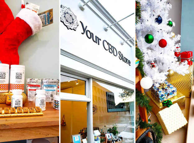 Your CBD Store Greenwich - Give Yourself The Gift Of Wellness This Holiday Season!
