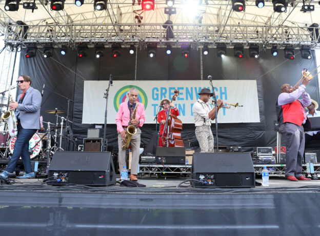 A New Date For Greenwich Town Party 2021