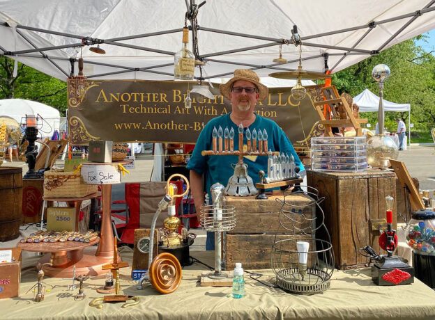 PHOTO GALLERY: Outdoor Crafts Festival   Bruce Museum