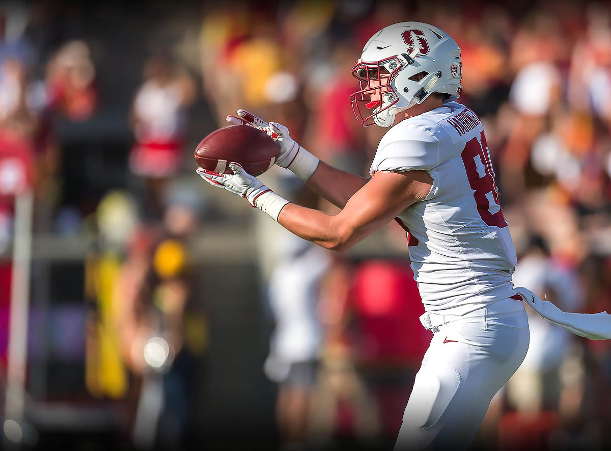 CONGRATULATIONS: Former Greenwich High School Football Player Signs NFL Undrafted Free Agent Deal With The Chicago Bears