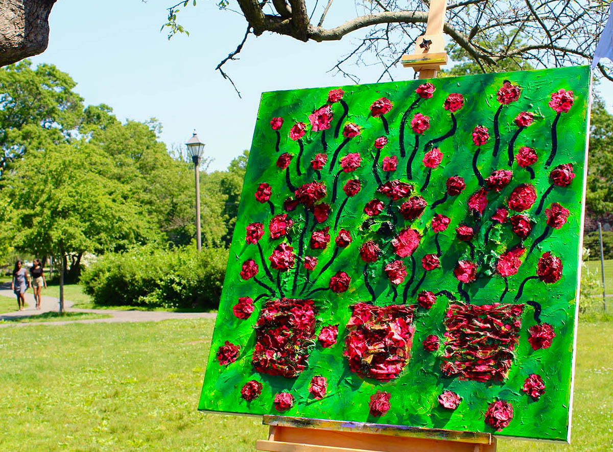 PHOTO GALLERY: Art in the Park 2021
