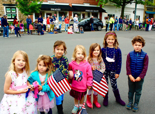 Photo Gallery: 98th Annual Memorial Day Parade in Greenwich, CT