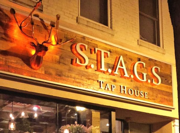 DINING OUT: Gastropub Gloriousness at S.T.A.G.S Tap House in Huntington