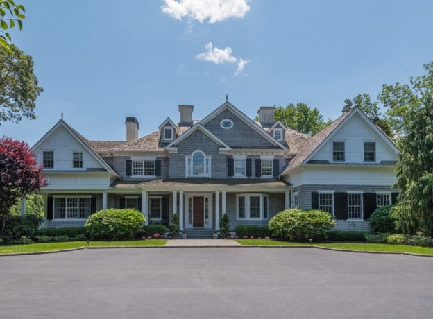 Real Estate: Hamptons-Style Home in Cold Spring Harbor