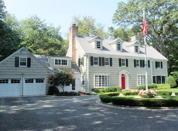 Real Estate: Warm and Inviting Cedar Shake Colonial in Cold Spring Harbor