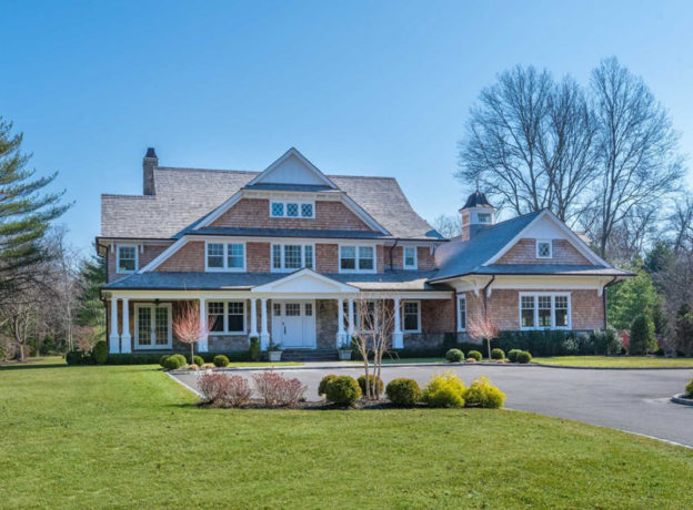 Real Estate: Magazine-Worthy 2016 Hamptons Style Colonial in Cold Spring Harbor