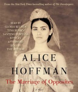 Book Group - The Marriage of Opposites by Alice Hoffman - Cold Spring Harbor Public Library