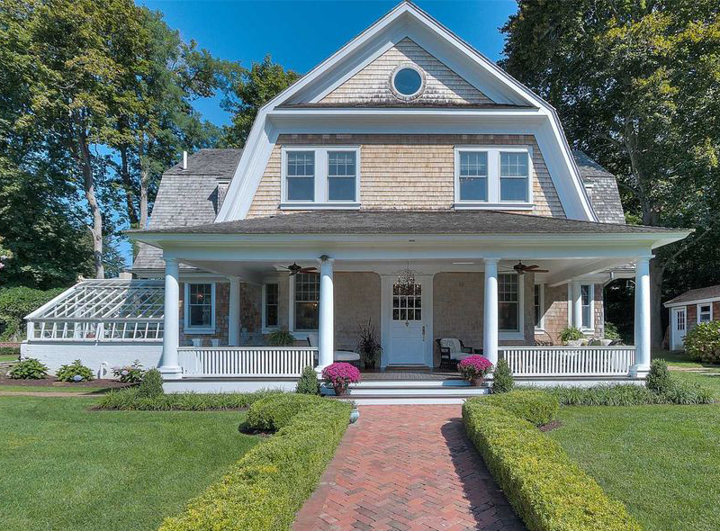 Real Estate: Heckscher Estate, Winter Cottage In The Wincoma Area Of Huntington Bay