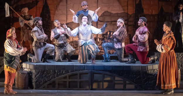 Man of La Mancha at The John W. Engeman Theater in Northport - Dentists for a Better Huntington Fundraiser