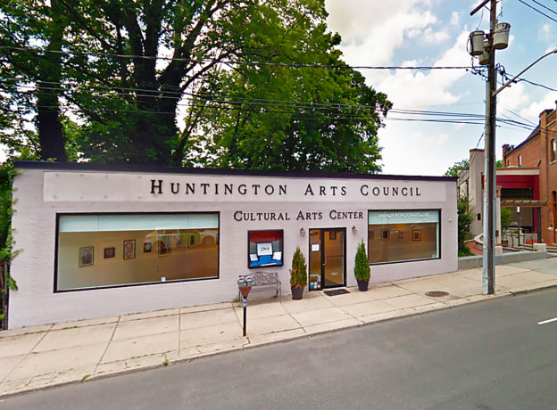 """Bid Online For Work In The Huntington Arts Council """"On the Block, Art Auction"""""""