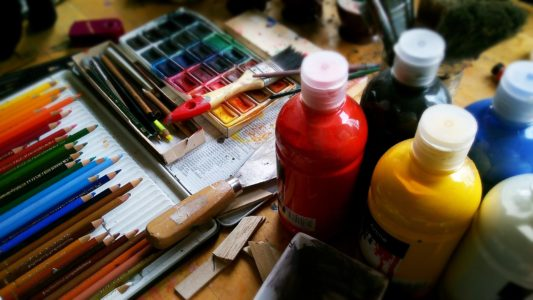Acrylic Painting for Beginners and Intermediate Artists