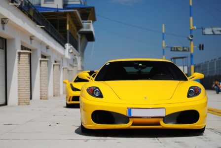 Second Annual Exotic Car Show at One North