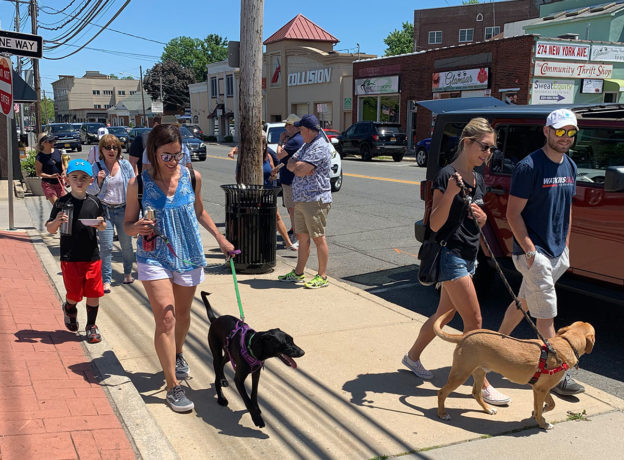 PHOTO GALLERY: Puppies & Pints: Double Trouble Anniversary Party | Six Harbors Brewing