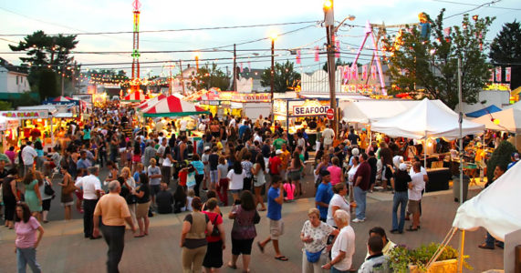 """St. Rocco's Feast - """"The Best Feast in the East"""""""